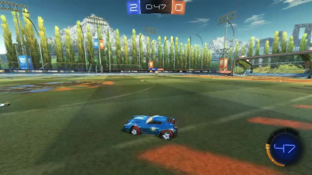 Watch and share Rocket League Another Midair Double GIFs by David Harris on Gfycat