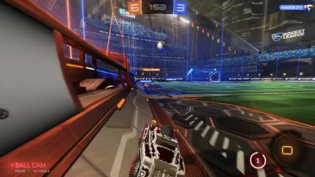 Watch and share Rocket League - Rumble Teleport Goal GIFs by callsignapollo on Gfycat