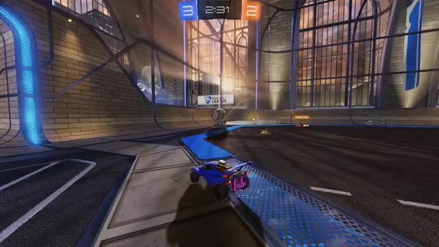 Watch and share Rocket League GIFs by k1npatsu on Gfycat