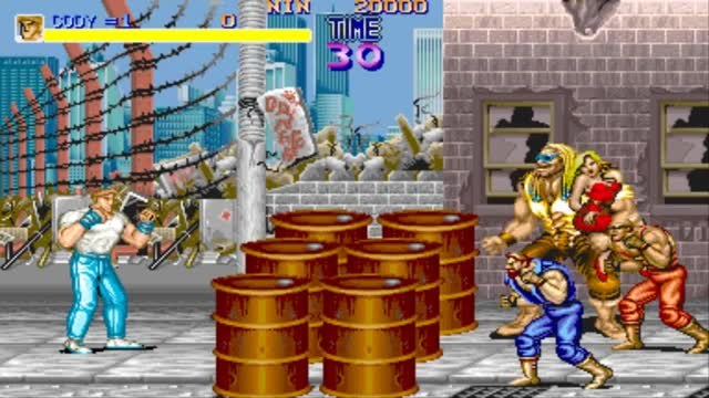 Watch Final Fight - arcade GIF on Gfycat. Discover more arcade game (video game platform), battle, full walkthrough of the arcade version of rolling thunder by GIFs on Gfycat