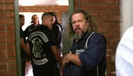 Watch and share Sons Of Anarchy GIFs and Chibs Telford GIFs on Gfycat