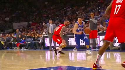 Watch J.J. Redick — Philadelphia 76ers GIF by Off-Hand (@off-hand) on Gfycat. Discover more 012119 GIFs on Gfycat