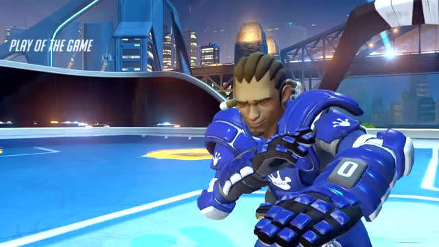 Watch and share Lucioball GIFs and Overwatch GIFs by Kabuki on Gfycat