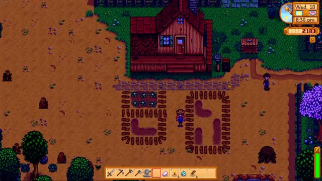 Watch and share Stardew Valley Framerate Bug GIFs on Gfycat