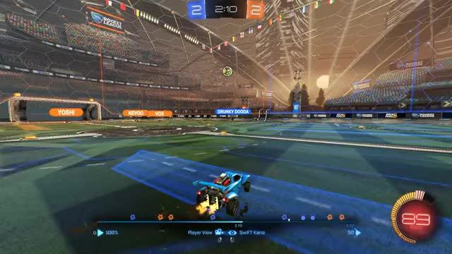 Watch and share Rocket League 2019.02.20 - 20.38.21.02 GIFs on Gfycat