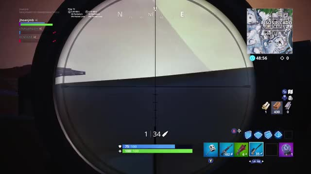 Watch and share Fortnite GIFs and Jhoanjmb GIFs by Gamer DVR on Gfycat