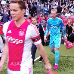Watch did you say football? did you say football? did you say foot GIF on Gfycat. Discover more <3, afc ajax, ajax gifs, cutest thing i've ever seen in my life, jasper cillessen, jasper gifs, mother's day, my gifs GIFs on Gfycat
