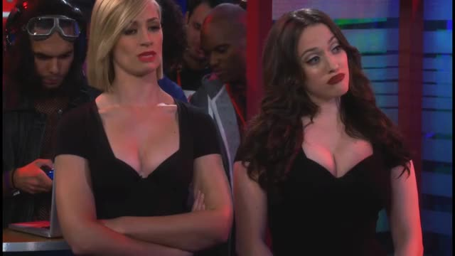 Watch and share Kat Dennings GIFs and Beth Behrs GIFs on Gfycat