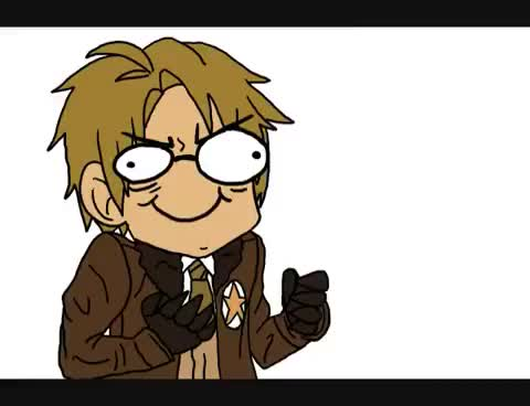 Watch Aph- US- OHMAIGOD!! GIF on Gfycat. Discover more America, Aph, Axis, Funny, Hetalia, Knows, Powers, USA GIFs on Gfycat
