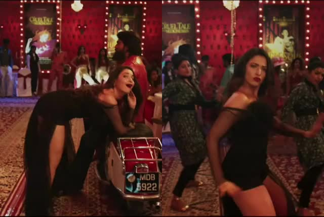 Watch Tamannaah - Bend & Shake + Thighs in 'KGF' GIF on Gfycat. Discover more related GIFs on Gfycat