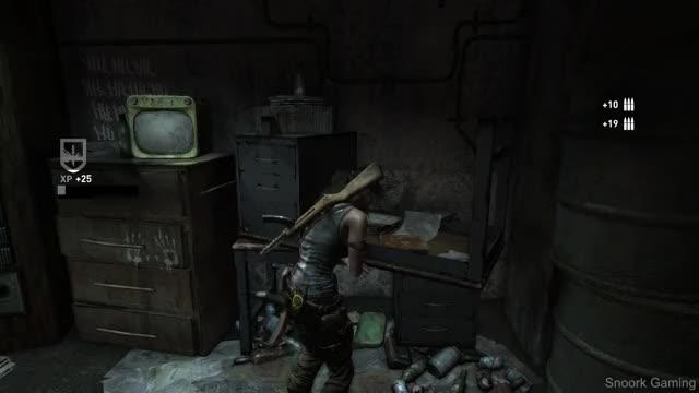 Tomb Raider Definitive Edition Gameplay Walkthrough Part 7 No