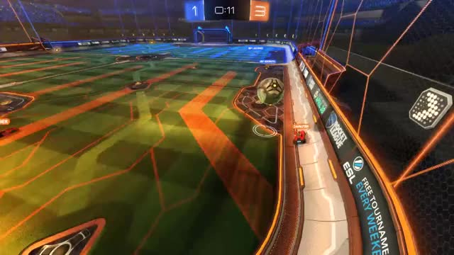 Watch Lucky Bounce shows iBP Cosmic how its done (not really) GIF on Gfycat. Discover more Rocket League, RocketLeague, raptr GIFs on Gfycat