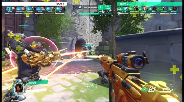 Watch and share Overwatch 2021-04-12 22-54-31 GIFs on Gfycat