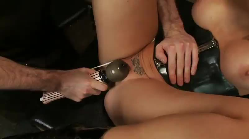 Anyone source this? Chanel Preston and James Deen