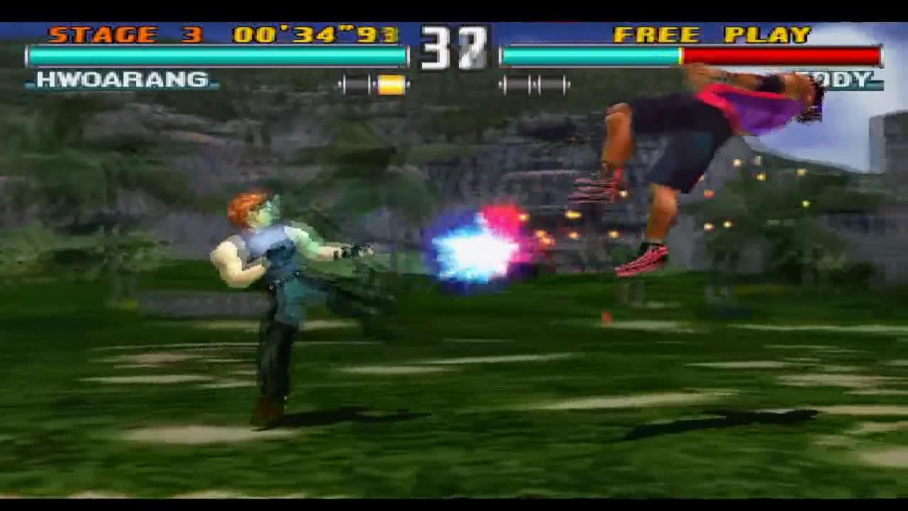 Tas Psx Tekken 3 Hwoarang 02 51 11 Gif By Theycallmeniggagrant