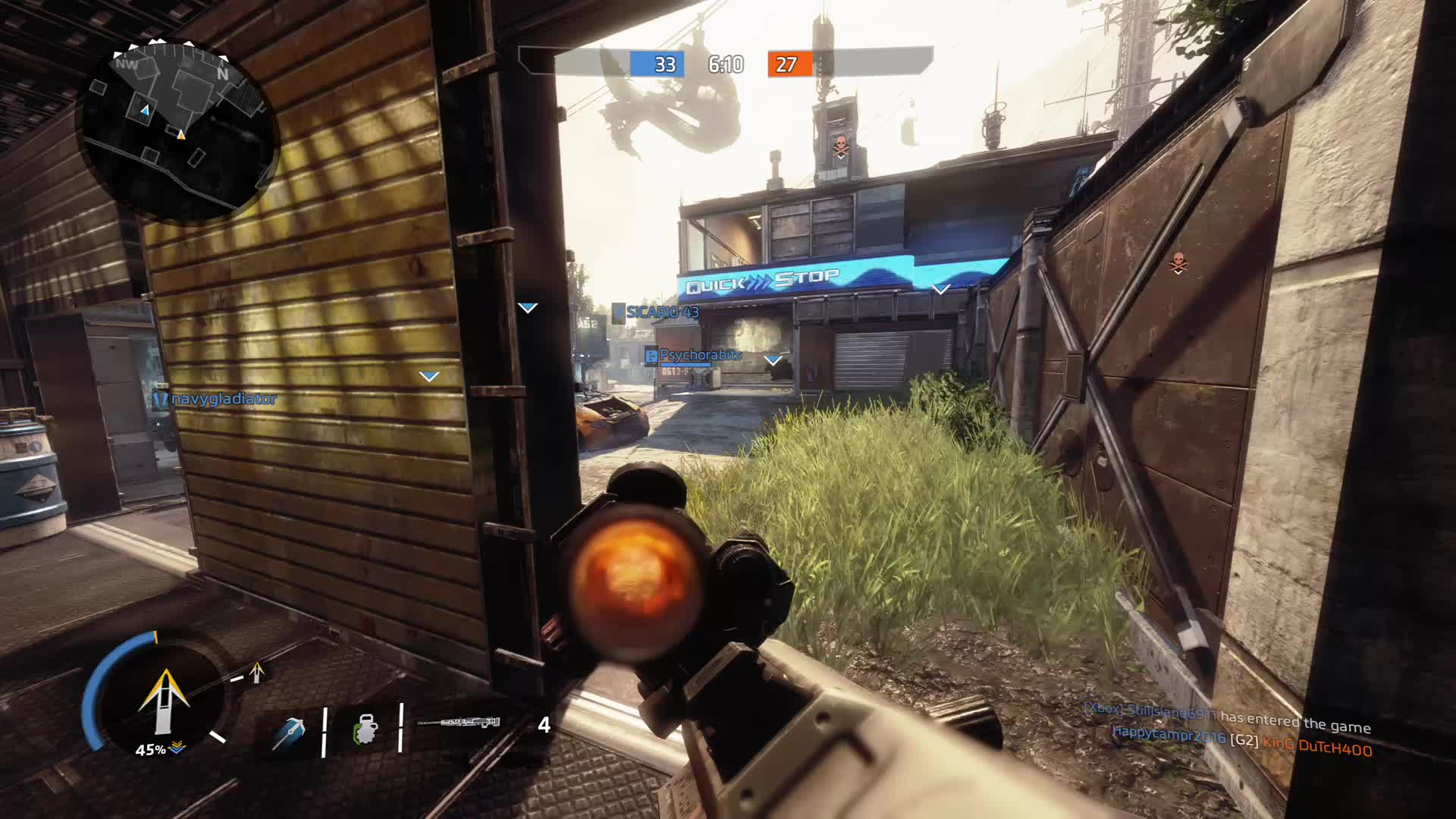 apex legends, titanfall, titanfall 2, toroyan, xbox, xchefroy, Learning the Kraber GIFs