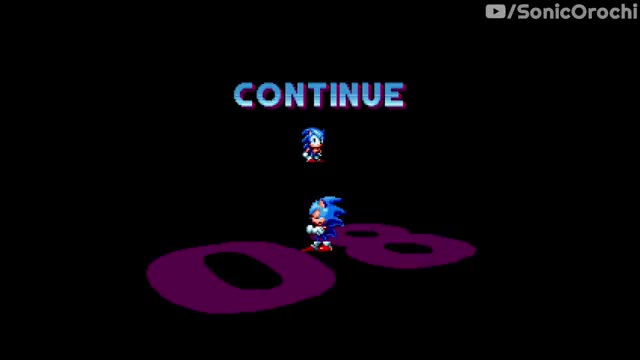 Watch Continue Screen GIF by 宮城矯 (@s.orochi) on Gfycat. Discover more Sonic Mania GIFs on Gfycat