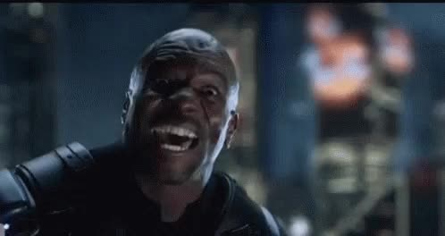Watch and share Terry Crews Laugh Crackdown 3 GIFs by LAW on Gfycat
