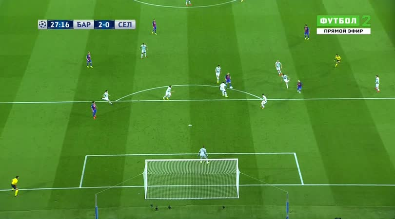 D10S, Goal #2 - Replay - Celtic GIFs