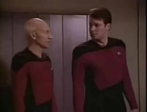 phasers, star trek, tng, peaceful coexistence GIFs
