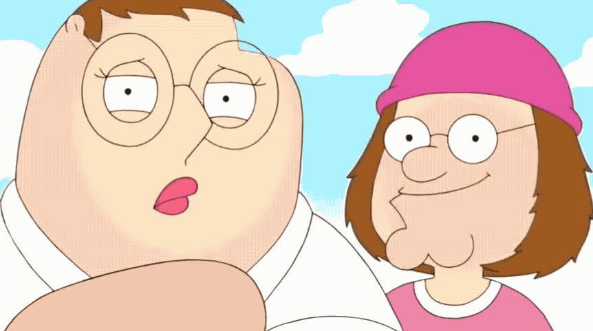 change, daughter, dumb, epic, face, faces, family, father, funny, griffin, guy, haha, hehe, lol, meg, peter, snapchat, swap, Peter discovers snapchat GIFs