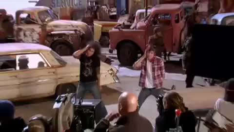 Watch this trending GIF on Gfycat. Discover more Cindy, Crawford, ashley tisdale, disney channel, hanna montana, high school musical 3, jonas brothers, musical GIFs on Gfycat