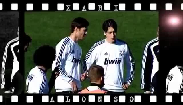 Watch and share Xabi Alonso GIFs on Gfycat