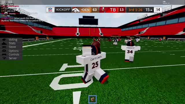 Watch and share Denver Broncos GIFs and Football GIFs by z4ls on Gfycat