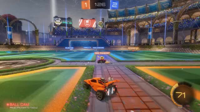 Watch and share Rocket League GIFs by danstradamus on Gfycat