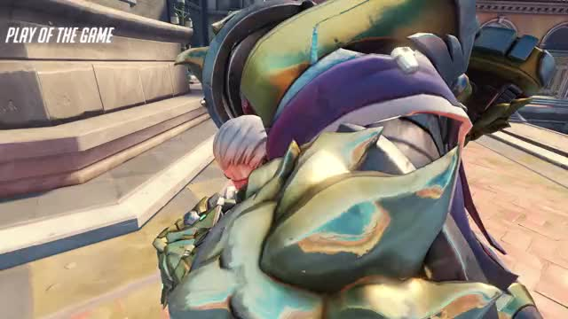 Watch fml GIF by @sinyua on Gfycat. Discover more highlight, overwatch GIFs on Gfycat
