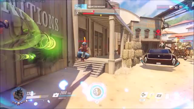 Watch this GIF by Blue Cloud (@bluecloud) on Gfycat. Discover more competitiveoverwatch, overwatch GIFs on Gfycat