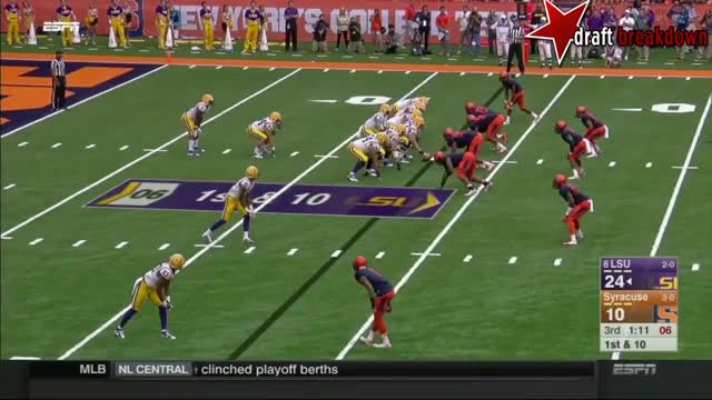 Watch and share Leonard Fournette GIFs and Syracuse GIFs by Sean McKaveney on Gfycat