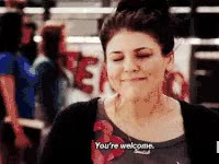 Watch welcome, youre welcome GIF on Gfycat. Discover more related GIFs on Gfycat