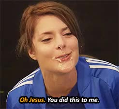 Watch and share Especially My Brain GIFs and Grace Helbig GIFs on Gfycat