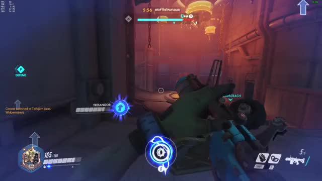 Watch and share Overwatch GIFs by Guizzo on Gfycat