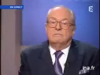 Watch and share Nicolas Sarkozy Vs Jean-marie Lepen GIFs on Gfycat