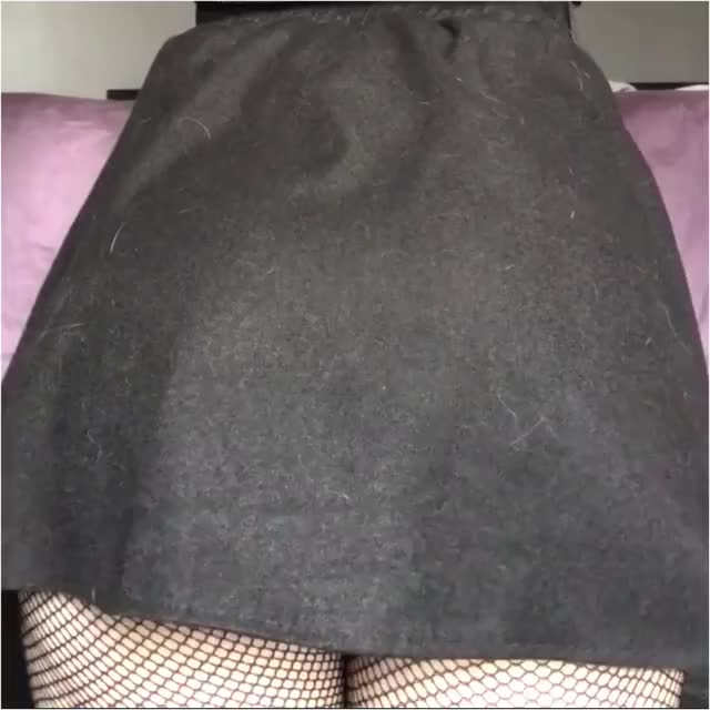 riday in Fishnets