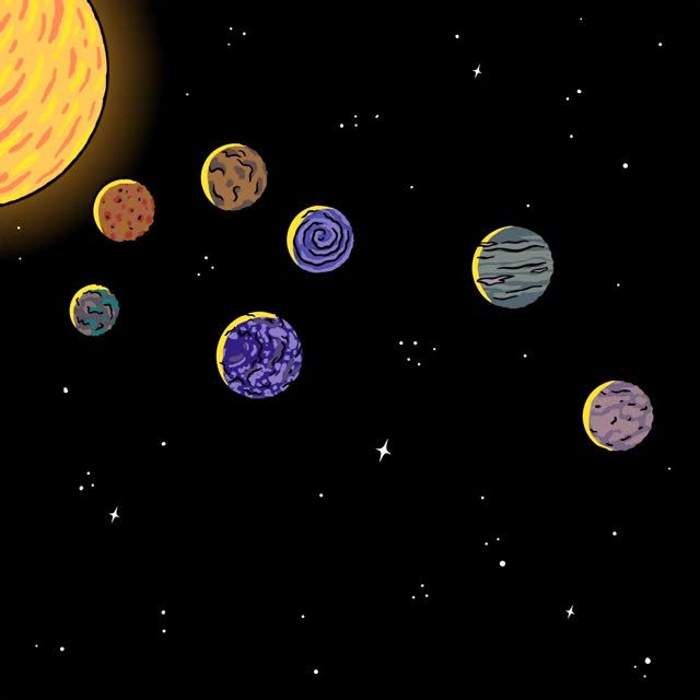 Watch and share Planets GIFs on Gfycat