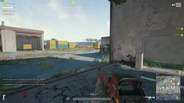 Watch and share PLAYERUNKNOWN'S BATTLEGROUNDS  9_3_2017 7_04_49 PM GIFs on Gfycat