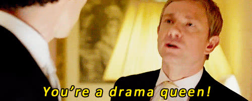 martin freeman, Oh, I'm so sorry you have to wait three months for your fall shows to GIFs