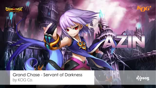 Watch and share Grand Chase BGM - Servant Of Darkness GIFs by sharingvideo on Gfycat
