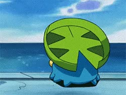 Watch Lotad used Water Gun! GIF on Gfycat. Discover more related GIFs on Gfycat