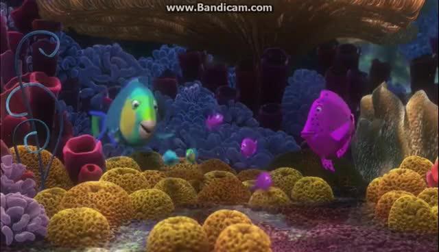 Watch and share Finding Nemo Walk To School DVD RIP GIFs on Gfycat