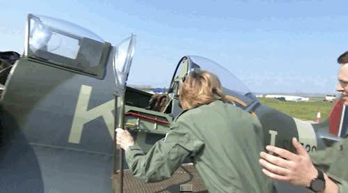 female pilot GIFs