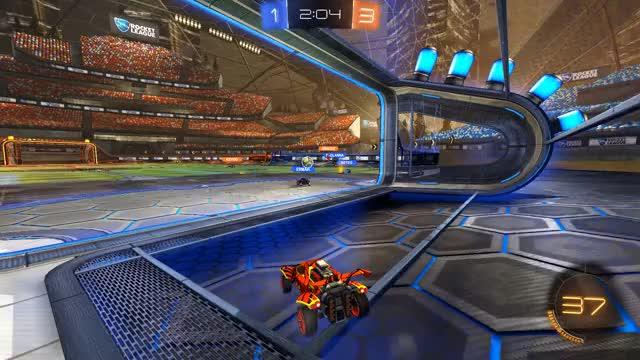 Watch and share Rocket League GIFs by chargingdingle on Gfycat
