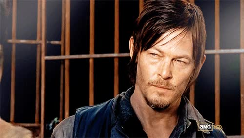 "Watch 28 Reasons Why Daryl Dixon Is The Sexiest Man On ""Walking Dead""  Hilarious and true! GIF on Gfycat. Discover more norman reedus GIFs on Gfycat"