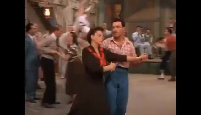 Watch and share Swing Dance & Tap  1950 GIFs on Gfycat
