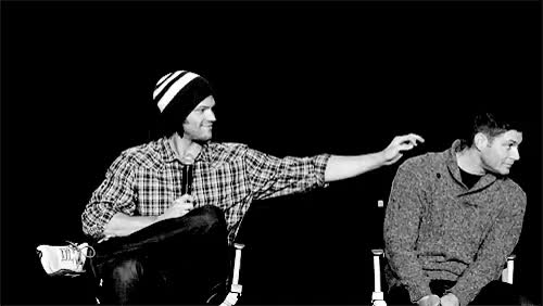 Watch and share Dean Winchester GIFs and Jared Padalecki GIFs on Gfycat