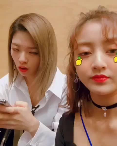 Watch this jeongyeon GIF by Blueones (@blueones) on Gfycat. Discover more Jeongyeon, Jihyo, kpop, twice GIFs on Gfycat