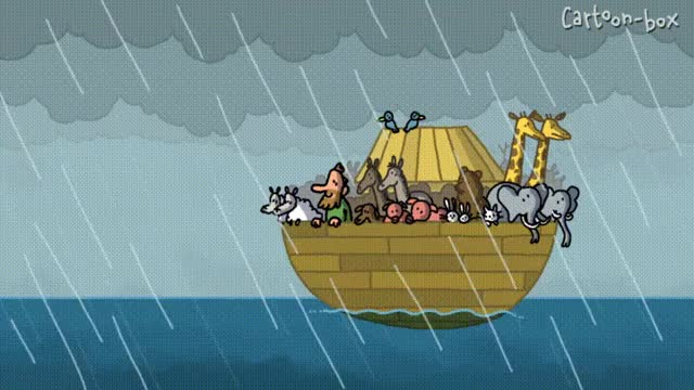 Watch and share Noah's Ark GIFs on Gfycat